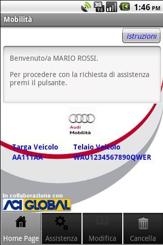 Mobilità Audi