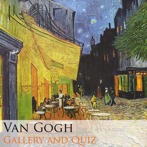 Van Gogh Gallery and Quiz 教育 App LOGO-APP開箱王