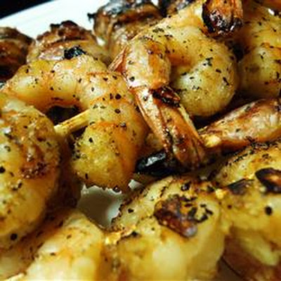 Delia's Grilled Shrimp Sonora