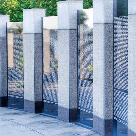 World War II Memorial by Russ Z - Buildings & Architecture Statues & Monuments