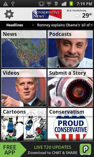 CNR - Conservative News Reader
