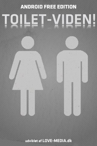 Toilet-Viden Free Version