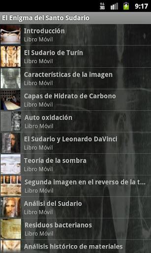 玩書籍App|El Enigma del Santo Sudario免費|APP試玩