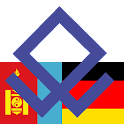 Mongolian German Dictionary icon