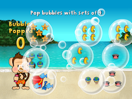 Screenshot of Monkey Math School Sunshine