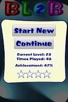 Screenshot of Blob Board Game