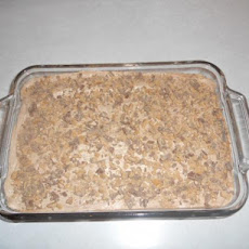 Duggar Family Chocolate Mocha Heath Cloud Brownies