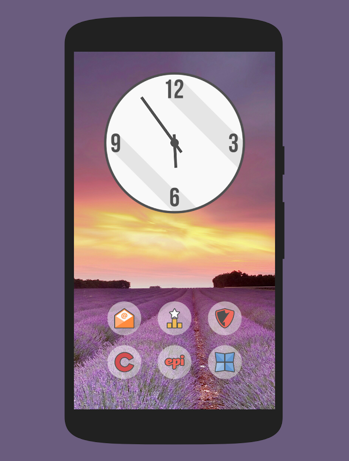 Fluxo - Icon Pack Screenshot 3