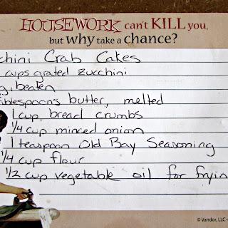 Zucchini Crab Cakes Recipes