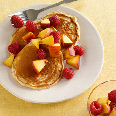 Whole-Grain Pancakes