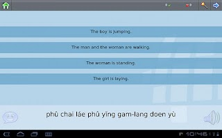 Screenshot of Z_L-Lingo Learn Thai Free HD