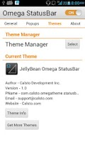 Screenshot of Jelly Bean OSB Theme