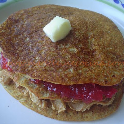 Whole Wheat Buttermilk Hotcakes