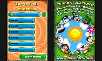 Screenshot of Tap'n'Feed