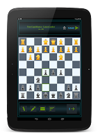 Screenshot of Correspondence Chess