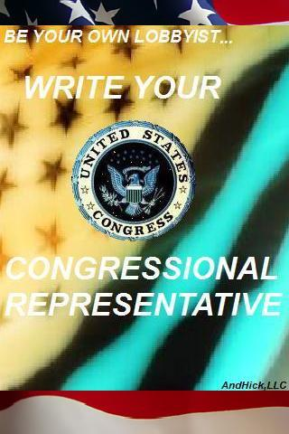 Write Your Congress