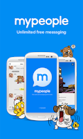Screenshot of mypeople Messenger