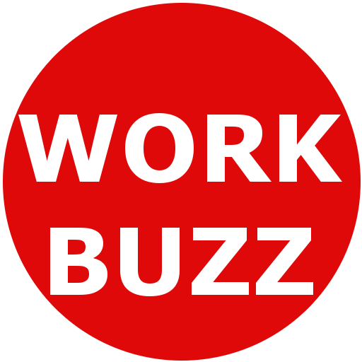 WORK BUZZ LOGO-APP點子