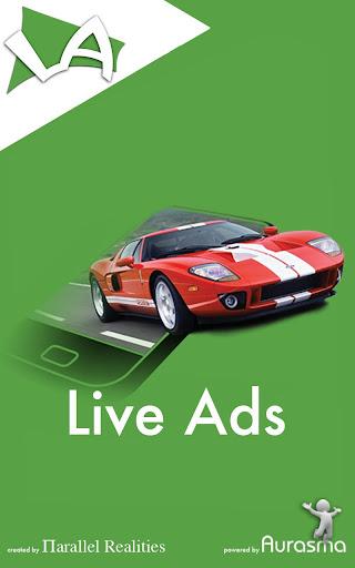 Live Ads
