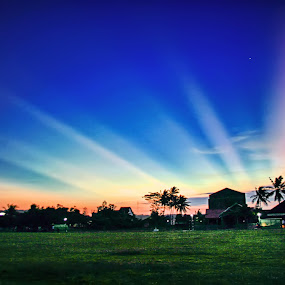 piyungan Yogyakarta by Ferysetya Ma - Landscapes Sunsets & Sunrises