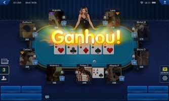 Screenshot of Poker Brasil