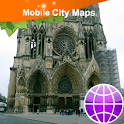 Reims Street Map icon