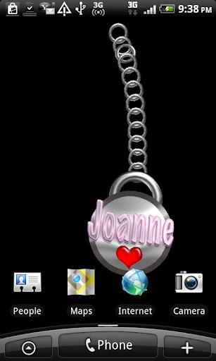 玩個人化App|Joanne Name Tag免費|APP試玩