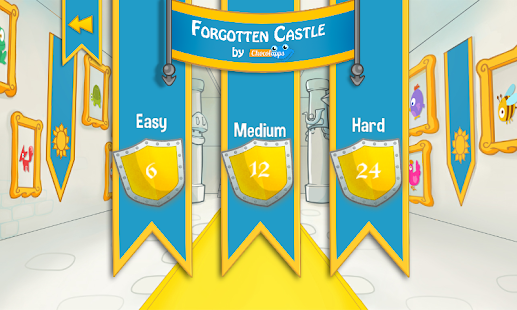 Forgotten Castle - Stimulearn - screenshot