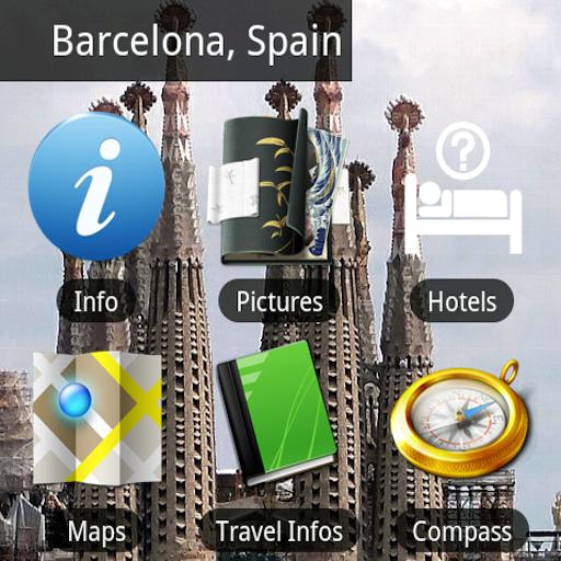巴塞羅那旅遊指南 旅遊 App LOGO-APP試玩