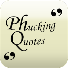 Phucking Quotes wallpaper