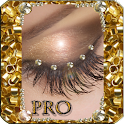 Augen Make-up Book Pro icon