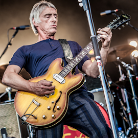 Paul Weller by Paul Keeling - News & Events Entertainment ( music, musicians, artists, the jam, stage, live music ireland, paul weller, on stage, live, the style council )