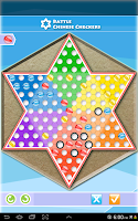 Screenshot of Chinese Checkers