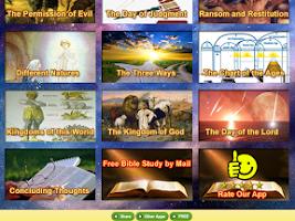 Screenshot of Free Bible Study - God's Plan