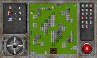 Screenshot of Battle City