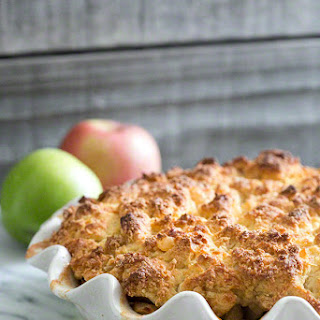Golden Delicious Apple Cobbler Recipes
