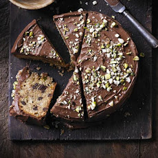 Chocolate & Pear Cake