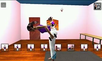 Screenshot of Arm 3D Workout Sets for Girls