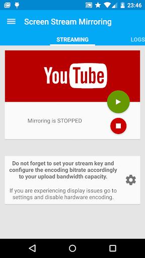 Screen Stream Mirroring - screenshot