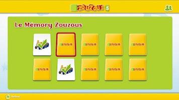 Screenshot of Zouzous pour TV