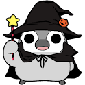 Pesoguin LWP Halloween Penguin icon