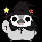 Pesoguin LWP Halloween Penguin icon