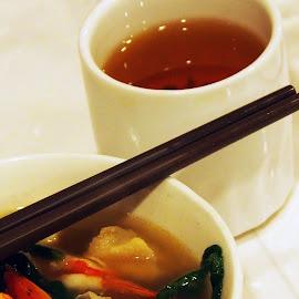 Juanlo & Tea by Edwin Pfim - Food & Drink Plated Food (  )