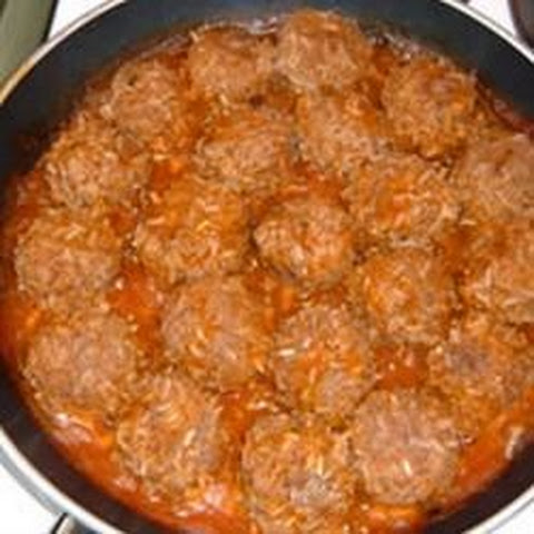 10 Best Minute Rice Porcupine Meatballs Recipes | Yummly