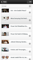 Screenshot of Berita Gosip Artis Indonesia