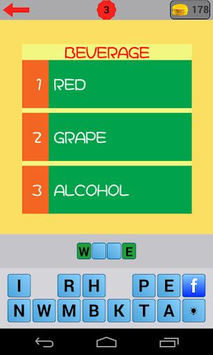 3 Clues 1 Word - screenshot