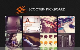 Screenshot of scooter-kickboard