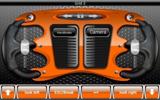 Steering wheel for PC (pro) - screenshot