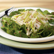 Fennel, Apple & Arugula Salad
