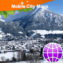 Oberstdorf Street Map icon